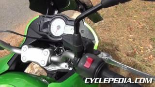 3. Cyclepedia Kawasaki Versys KLE 650 Service Manual