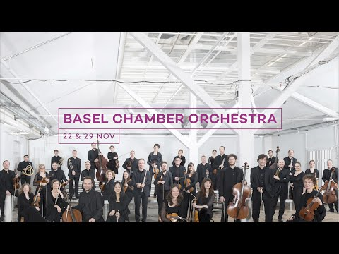 2015 Season: Basel Chamber Orchestra