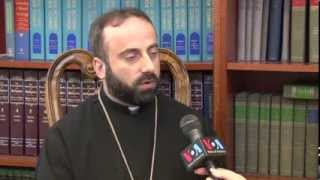 Interview with Bishop Armash Nalbandian