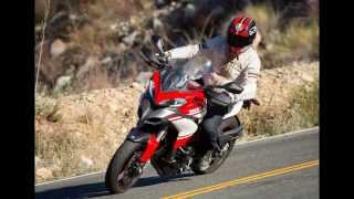 9. Ducati Multistrada 1200S Pikes Peak Review