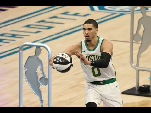 Video: Jayson Tatum's Full Skills Competition Performance | 2019 NBA All-Star