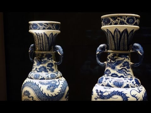 The David Vases Video China Khan Academy