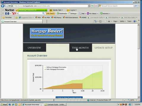 Mortgage Buster! Software Demo and Training Part Two