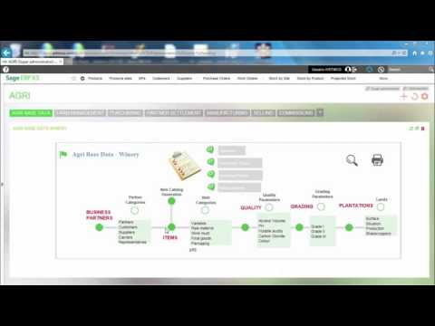Aritmos - Sage X3 for Beverages, Vineyards and Wineries (ERP solution, management software)