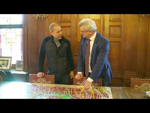 Molenbeek and Schaerbeek: Brussels' map of terror