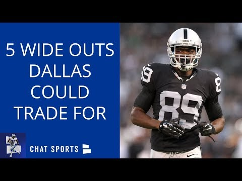Top 5 Wide Receivers The Dallas Cowboys Could Trade For Before The NFL Trade Deadline