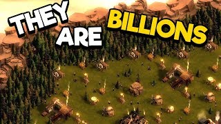 Video They Are Billions Gameplay #4 - Building Defenses & Waiting on Waves! MP3, 3GP, MP4, WEBM, AVI, FLV Oktober 2018