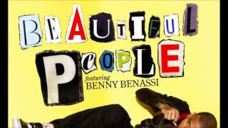 Chris Brown & Benny Benassi - Beautiful People (Original Extended Mix)