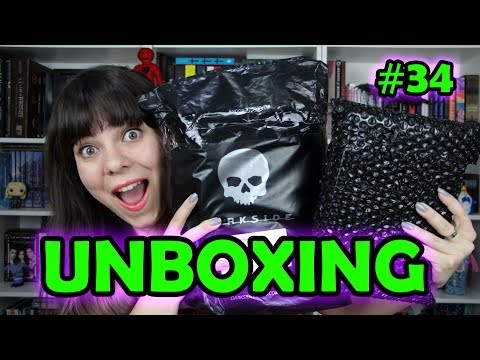 Unboxing DarkSide Books #34