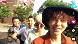 [V LIVE] wanna see more K-pop stars? - TH