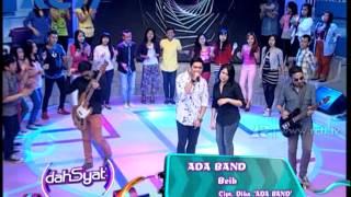Video Ada Band Bawakan Single 'Beib' - dahSyat 16 Mei 2014 MP3, 3GP, MP4, WEBM, AVI, FLV Oktober 2017