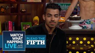 <b>Joe Jonas</b> Plays Shag Marry Kill Taylor Swift Gigi Hadid & Demi Lovato  WWHL