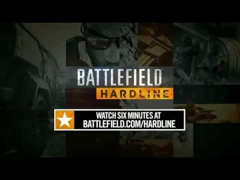 трейлер Battlefield Hardline
