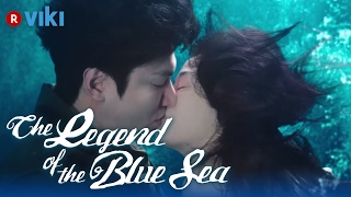 Video The Legend of the Blue Sea - EP 2 | Jun Ji Hyun & Lee Min Ho's Under the Sea Kiss MP3, 3GP, MP4, WEBM, AVI, FLV Mei 2019