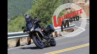 2. 2019 Yamaha Tracer 900 GT First Ride Review | Ultimate Motorcycling