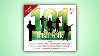 Various Artists - 101 Irish Folk