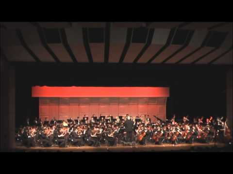 Jurassic Park by John Williams/Custer performed by Cy Ridge High School Orchestra