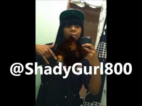 shadybaybee81 - Watch & enjoy =) Shoutout to our niggas Shady Gurl Giddim, Chef Boy RB and Demoe collab august september 2012 I Put that n the hood Im good From the Bay to d...