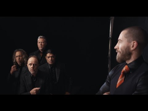 Making Of: Brioni & Metallica