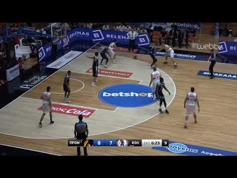 ΠΡΟΜΗΘΕΑΣ – ΚΟΛΟΣΣΟΣ | Basket League | 19/10/2019 | ΕΡΤ