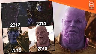 Video Why is Thanos Different Colors in the MCU & Avengers Infinity War MP3, 3GP, MP4, WEBM, AVI, FLV Januari 2018