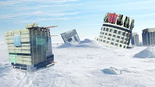 GTA 5 - The BIGGEST Ice Age EVER!! (Zombies & Extreme Weather)