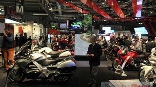 Honda Salon de la Moto EICMA Milan 2012
