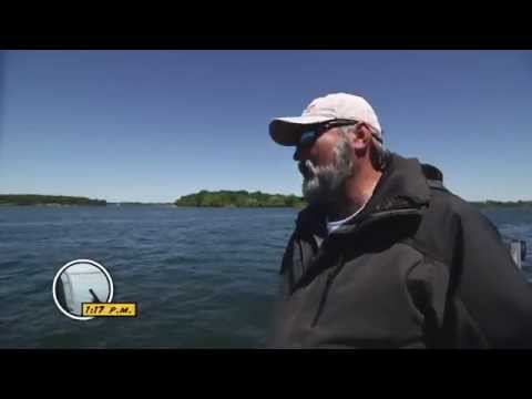 Handlining St. Lawrence River Smallmouth Bass – Dave Mercer's Facts of Fishing THE SHOW