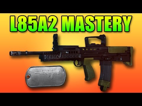 rifle - For More Gaming Tips and Tricks, Subscribe ▻ http://bit.ly/1lumAKr Guns To Master Next: Assault Rifles: SAR-21, CZ-805, AK-12, F2000, QBZ-95-1, AR160 Carbines: ACW-R, A-91, ACE 21, Type-95B-...