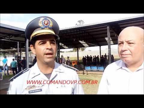 PM realiza solenidade para homenagear seus ótimos policiais