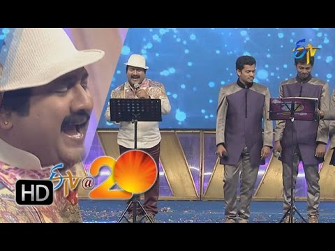 Mano-Performance--Ee-Petaku-Nene-Mestri-Song-in-Nellore-ETV-20-Celebrations