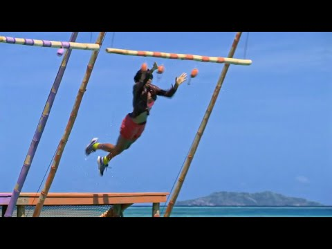 The Ocean (Part 1 of 2), Reward/Immunity Challenge, S33E02 (6 of 11) Survivor: Millennials vs. Gen X