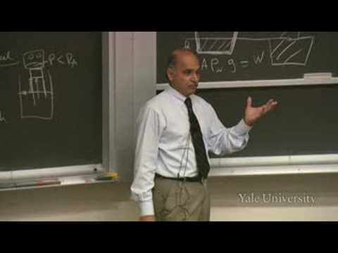 fluid mechanics - Fundamentals of Physics (PHYS 200) The focus of the lecture is on fluid dynamics and statics. Different properties are discussed, such as density and pressur...