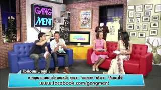 Gang 'Ment 19 June 2014 - Thai TV Show