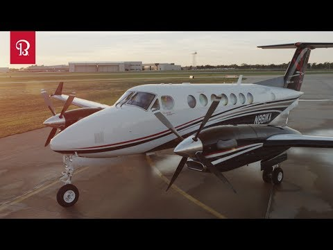 Beechcraft King Air 350i Showcase Video
