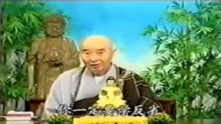 Truyền Thọ Tam Quy Ngũ Giới 27-08-2000 - Pháp Sư Tịnh Không