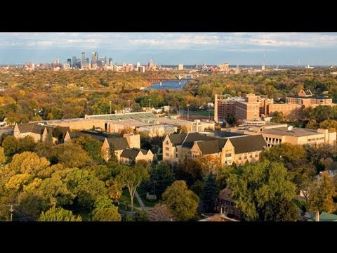 Wer Wir Sind | Universität von St. Thomas | Eines der Top privaten Colleges in Minnesota
