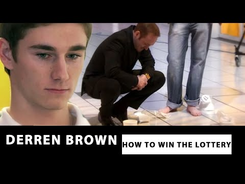 Stamping A Foot Onto A Knife - How To Win The Lottery