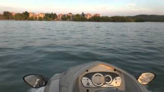 6. Yamaha Waverunner VX Cruiser Test Run