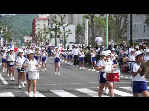 第37回福島市小学校鼓笛パレード 2014/5/14