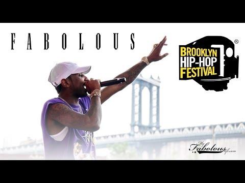 Fabolous – 12th Annual Hip Hop Brooklyn Fest 2016 Recap