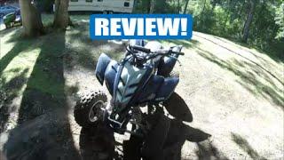 9. MY YAMAHA RAPTOR 350 REVIEW