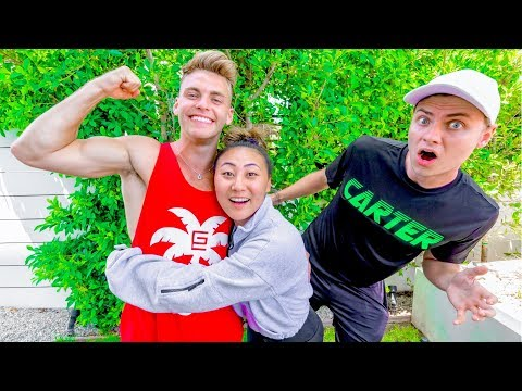 MY BOYFRIEND MEETS MY EX BOYFRIEND!! (Gone Wrong)