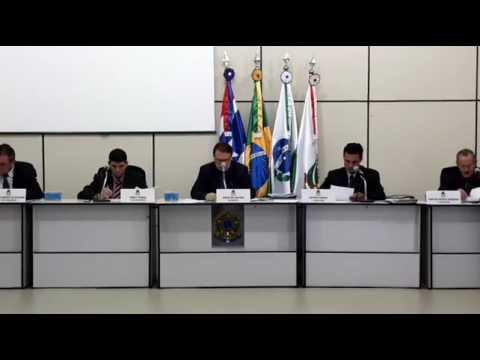 XV SESSÃO PLENÁRIA DELIBERATIVA ORDINÁRIA 2017 (PARTE 1)
