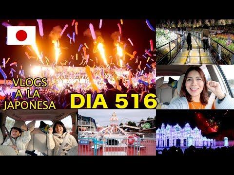 Nuestro Aniversario + Recibiendo EL Año Nuevo en JAPON - Ruthi San  31-12-17