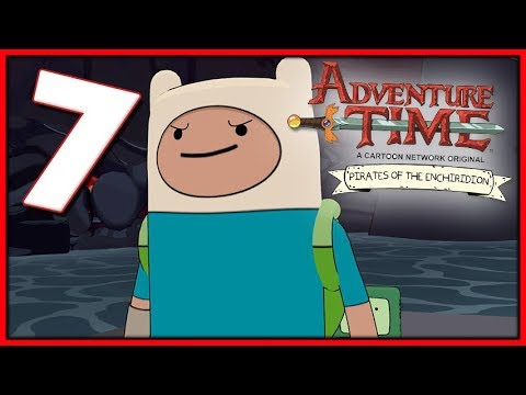 Adventure Time: Pirates Of The Enchiridion Part 7 Flame Kingdom