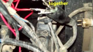6. kawasaki brute force fan problems fixing fan wiring harness