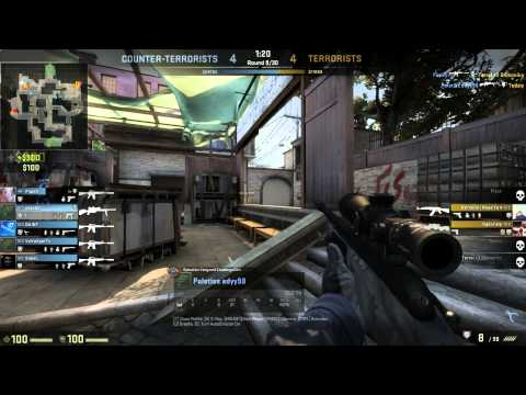 CS:GO SSG 08 SICK KILL TROUGH SMOKE [HD]
