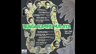 "Various Artists ""Bunga Rampai Malaya"" 1954 FULL LP"