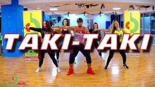 Download Video Taki-Taki  - DJ Snake feat Selena Gomez, Ozuna & Cardi B CaribbeanBEAT choreography MP3 3GP MP4